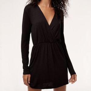 Wilfred Free Giulia dress. Lilac. Large